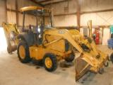 2005 Deere 310G 4WD Loader Backhoe