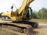 2005 Caterpillar 320CL Excavator, 2005 cat 320CL Excavator
