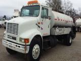 1993 International 8100 Asphalt Distributor Truck