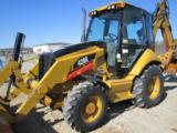 2008 Caterpillar 420E 4WD Loader Backhoe, 2008 cat 420E 4WD Loader Backhoe