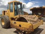 1992 Caterpillar CP563 Compaction - Single Drum Vibratory, 1992 cat CP563 Compaction - Single Drum Vibratory