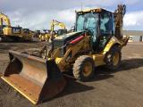 Caterpillar 420E IT Loader Backhoe, cat 420E IT Loader Backhoe