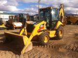 Caterpillar 420E Loader Backhoe, cat 420E Loader Backhoe