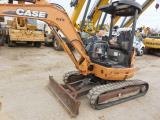 2008 Case CX36B Mini Excavator