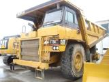 2004 Caterpillar 775E Truck, 2004 cat 775E Truck