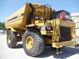 2004 Caterpillar 773E Truck, 2004 cat 773E Truck