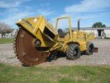 2004 Vermeer V8550A Trencher