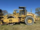 2003 Caterpillar CP563E Compaction - Single Drum Vibratory, 2003 cat CP563E Compaction - Single Drum Vibratory