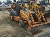 2004 Case 580SM II Loader Backhoe