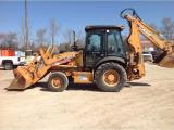2004 Case 580SM Loader Backhoe