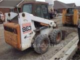 2000 Bobcat 863 Skid Steer