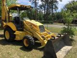 2003 New Holland LB75B Loader Backhoe
