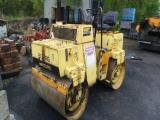 Bomag BW120 Compaction - Single Drum Vibratory