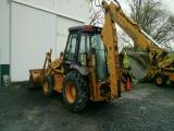 1997 Case 590SL II Loader Backhoe