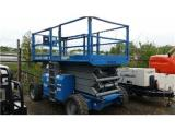2008 Genie GS4390 RT Scissor Lift