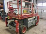 2008 Skyhook 6826 Scissor Lift