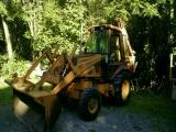 1991 Case 580K Loader Backhoe