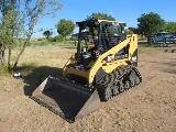 2006 Caterpillar 247B Crawler Loader, 2006 cat 247B Crawler Loader