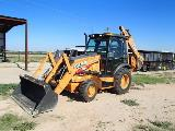 2013 Case 580N Loader Backhoe