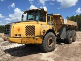 2004 Volvo A25D Truck