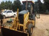2003 Deere 310G Loader Backhoe