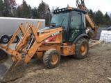 Case 580SM Loader Backhoe