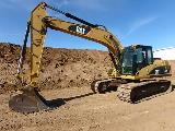 2008 Caterpillar 320DL Excavator, 2008 cat 320DL Excavator