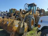 2000 Deere 744H Wheel Loader