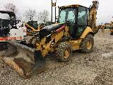 2007 Caterpillar 420E IT Loader Backhoe, 2007 cat 420E IT Loader Backhoe