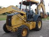 Deere 310SG Loader Backhoe