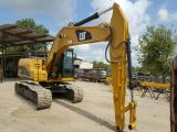 2009 Caterpillar 320DL Excavator, 2009 cat 320DL Excavator