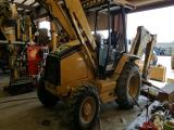 2004 Caterpillar 416D Loader Backhoe, 2004 cat 416D Loader Backhoe