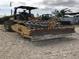 2006 Caterpillar CP563 Compaction - Single Drum Vibratory, 2006 cat CP563 Compaction - Single Drum Vibratory