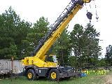 1999 Grove RT860 Rough Terrain Crane