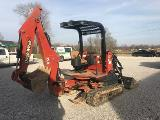 2009 Ditch Witch XT1600 Skid Steer