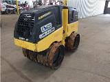2013 Bomag BMP 8500 Compaction - Trench Roller