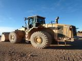 2002 Caterpillar 980G II Wheel Loader, 2002 cat 980G II Wheel Loader