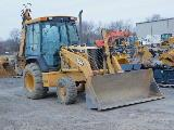 1998 Deere 310E Loader Backhoe