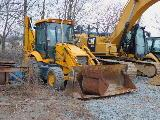 2005 JCB 215 Loader Backhoe