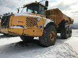 2007 Volvo A40D Truck