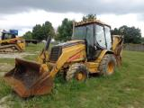 2006 Caterpillar 420D Loader Backhoe, 2006 cat 420D Loader Backhoe