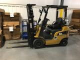 2008 Caterpillar P3000 Fork Lift, 2008 cat P3000 Fork Lift