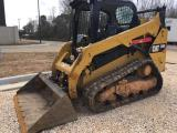 2014 Caterpillar 259D Crawler Loader, 2014 cat 259D Crawler Loader