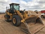 2015 Caterpillar 950M Wheel Loader, 2015 cat 950M Wheel Loader
