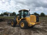 2015 Deere 544K Wheel Loader