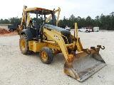 2005 Deere 310G Loader Backhoe