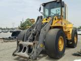 2002 Volvo L70 Wheel Loader