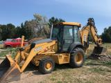 2002 Deere 310G Loader Backhoe