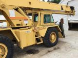 1981 Grove RT58A Rough Terrain Crane