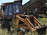 1988 Case 480D Loader Backhoe